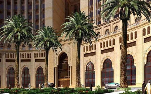 هتل ابراج کودای عربستان