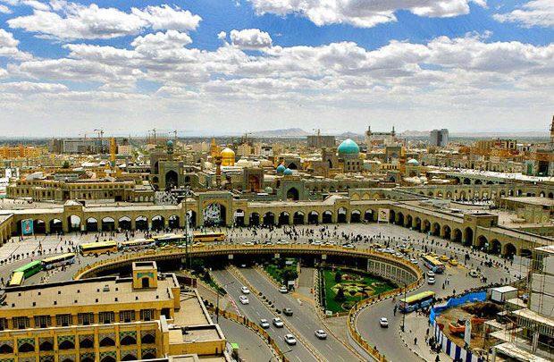 هتل های ارزران مشهد