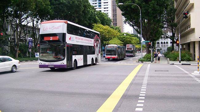 جریمه های سنگین برای کسانی که در خیابان های سنگاپور آشغال می ریزند