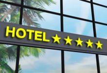 هتل های 1 تا 5 ستاره