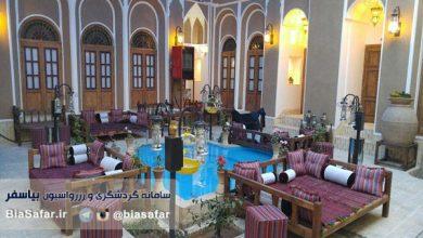 هتل سنتی شش بادگیری یزد