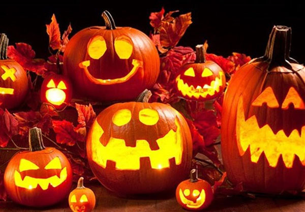 کدو تنبل نماد هالووین