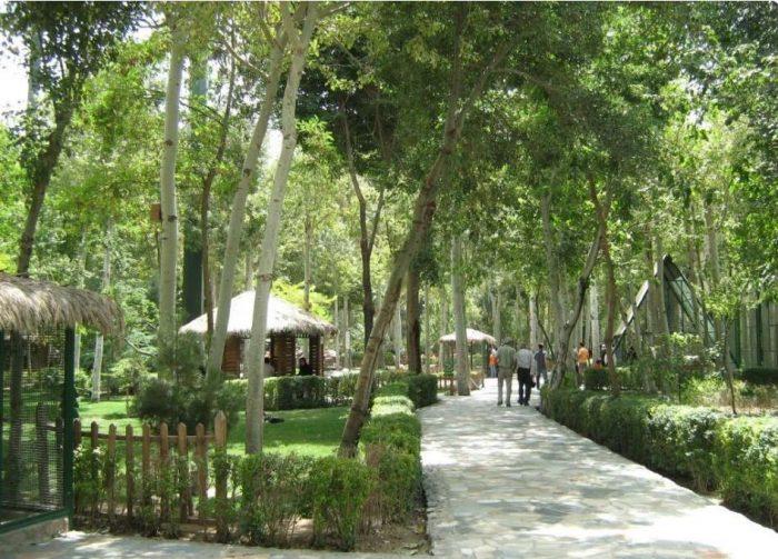 باغ پرنده های اصفهان