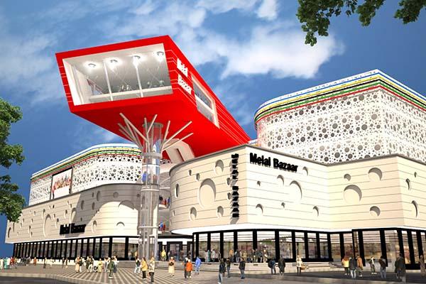 بازار ملل مشهد