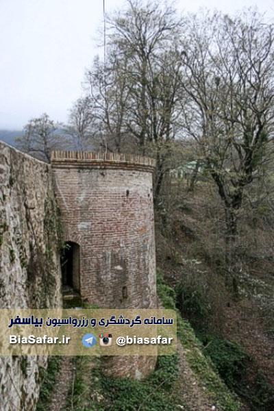 سد تاریخی عباس اباد بهشهر